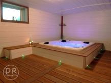 spa bois vue intérieure
