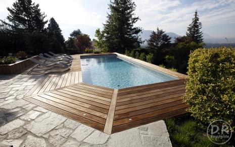 terrasse bois dur david robert paysagiste. Black Bedroom Furniture Sets. Home Design Ideas